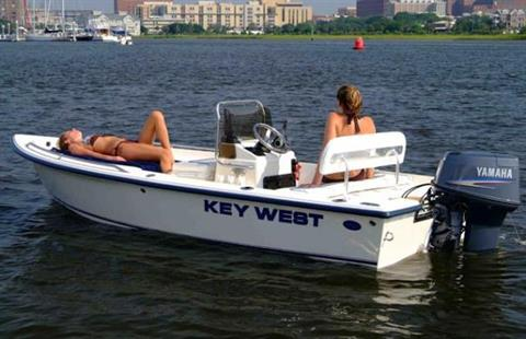 2017 Key West 1520 Center Console in Newport News, Virginia