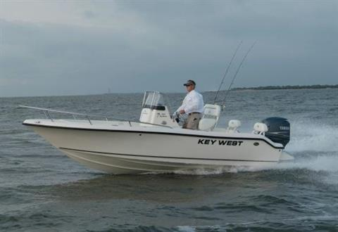 2017 Key West 186 Center Console in Newport News, Virginia