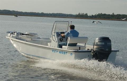 2017 Key West 197 Skiff in Newport News, Virginia