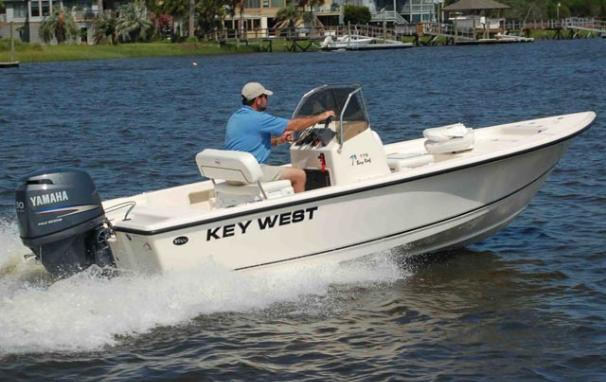 2017 Key West 176 Bay Reef in Newport News, Virginia