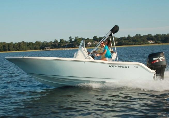 2017 Key West 203 FS in Newport News, Virginia