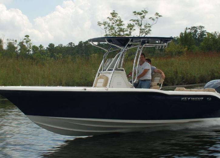 2017 Key West 239 FS in Newport News, Virginia
