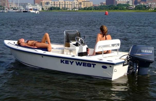 2018 Key West 1520 Center Console in Niceville, Florida