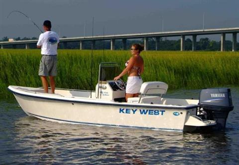 2018 Key West 1720 Center Console in Waxhaw, North Carolina