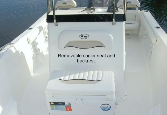 2018 Key West 186 Center Console in Niceville, Florida