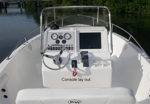 2018 Key West 186 Center Console in Waxhaw, North Carolina