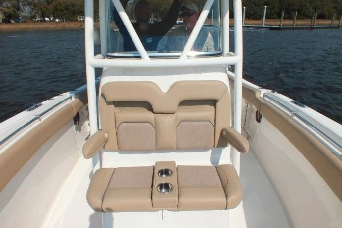 2018 Key West Billistic 281 Center Console in Niceville, Florida