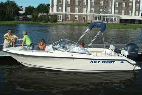 2018 Key West 186 Dual Console in Niceville, Florida