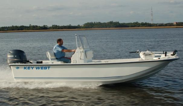 2018 Key West 197 Skiff in Waxhaw, North Carolina