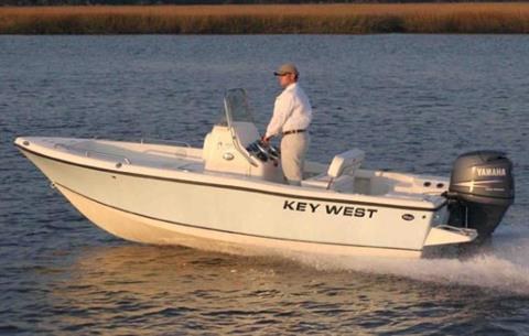 2019 Key West 176 Center Console in Perry, Florida
