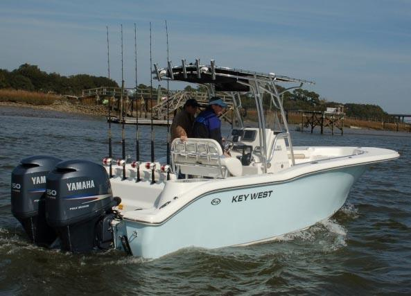 2019 Key West 244 Center Console in Perry, Florida - Photo 3