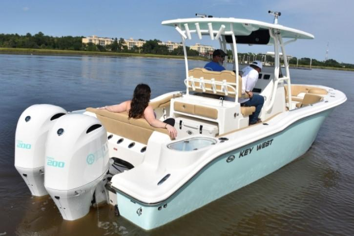 2019 Key West 263 FS in Niceville, Florida