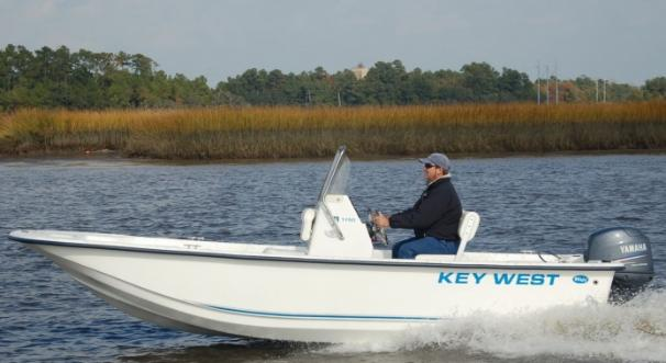 2019 Key West 177 Skiff in Perry, Florida - Photo 1