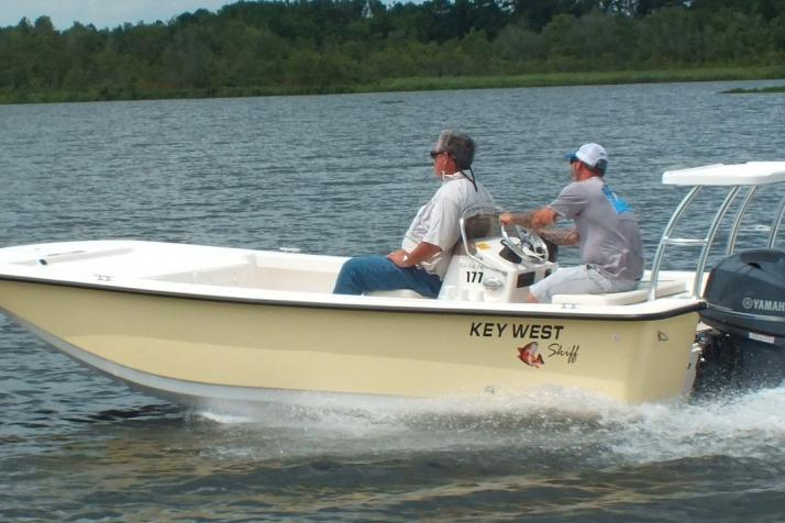 2019 Key West 177 Skiff RF in Niceville, Florida