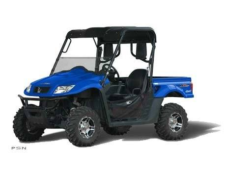 2011 Kymco UXV 500 4x4 SE in Hancock, Michigan