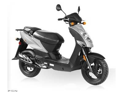 2012 Kymco Agility 50 in Hancock, Michigan