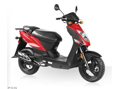 2013 Kymco Agility 125 in Waco, Texas - Photo 1