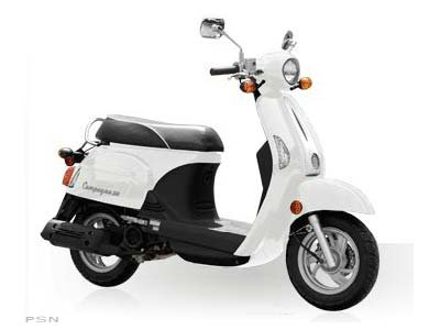 2013 Kymco Compagno 50i in Hamburg, New York - Photo 4
