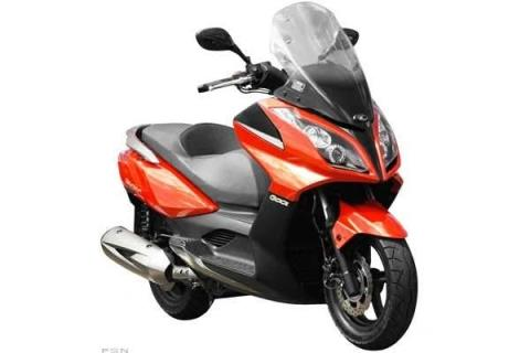 2013 Kymco Downtown 300i in Kingsport, Tennessee