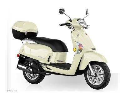 New 2013 Kymco Like 50 2T Scooters in Clarence, NY