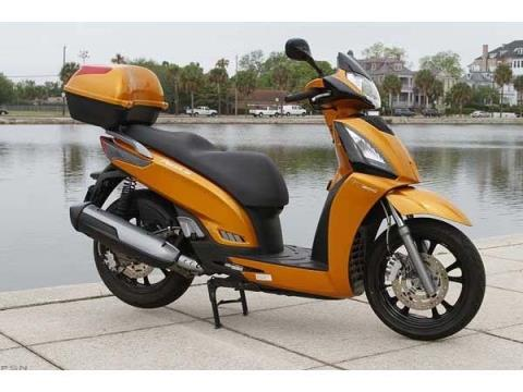 2013 Kymco People GT 300i in Clarence, New York
