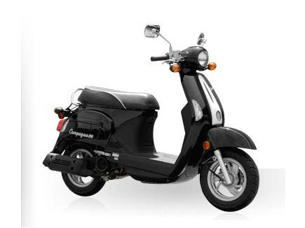 2014 Kymco Compagno 50i in Sturgeon Bay, Wisconsin