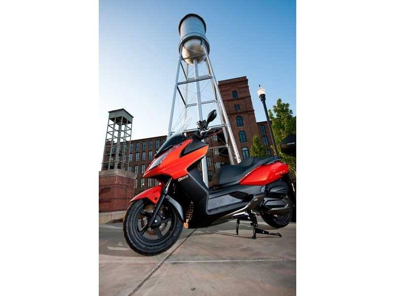 2014 Kymco Downtown 300i in Biloxi, Mississippi - Photo 9