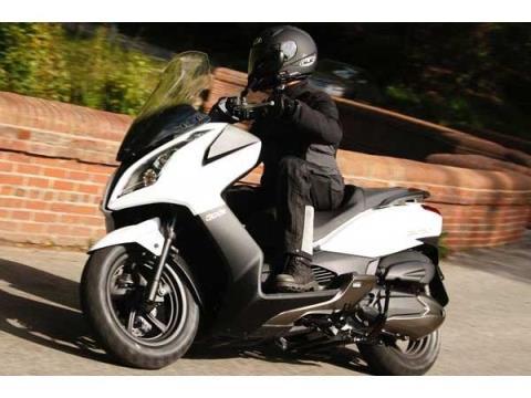 2014 Kymco Downtown 300i in Biloxi, Mississippi - Photo 8