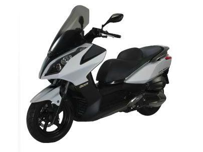 2014 Kymco Downtown 300i in Biloxi, Mississippi - Photo 7