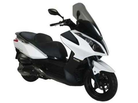2015 Kymco Downtown 300i in Traverse City, Michigan
