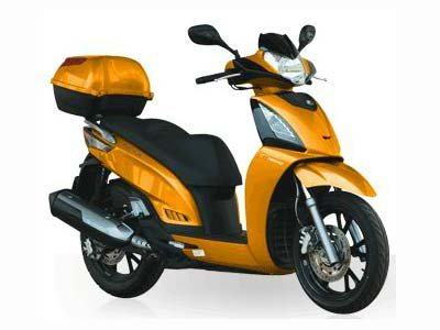 2015 Kymco People GT 300i in Trenton, New Jersey