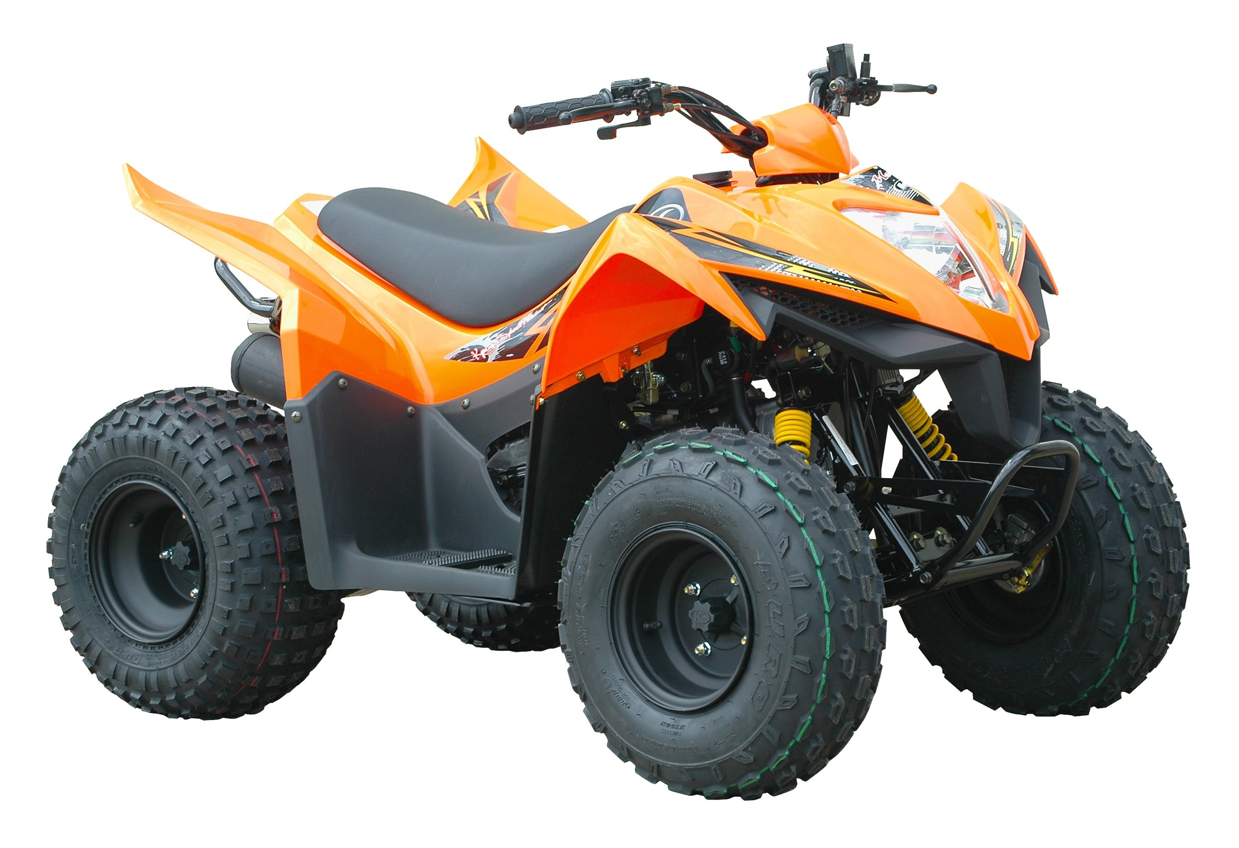 2016 Kymco Mongoose 70S in Pasco, Washington