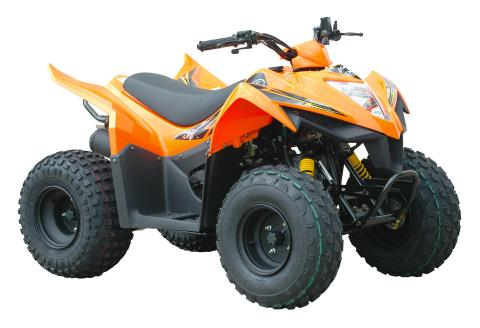 2016 Kymco Mongoose 70S in Cedar Falls, Iowa