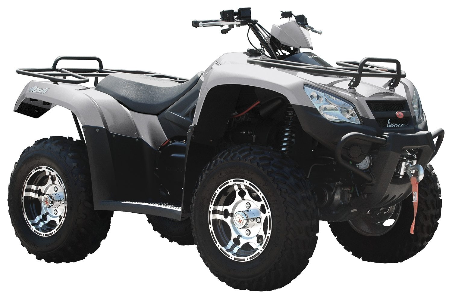 2016 Kymco MXU 450i LE in Pasco, Washington