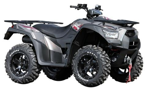 2016 Kymco MXU 700i LE EPS in Pasco, Washington