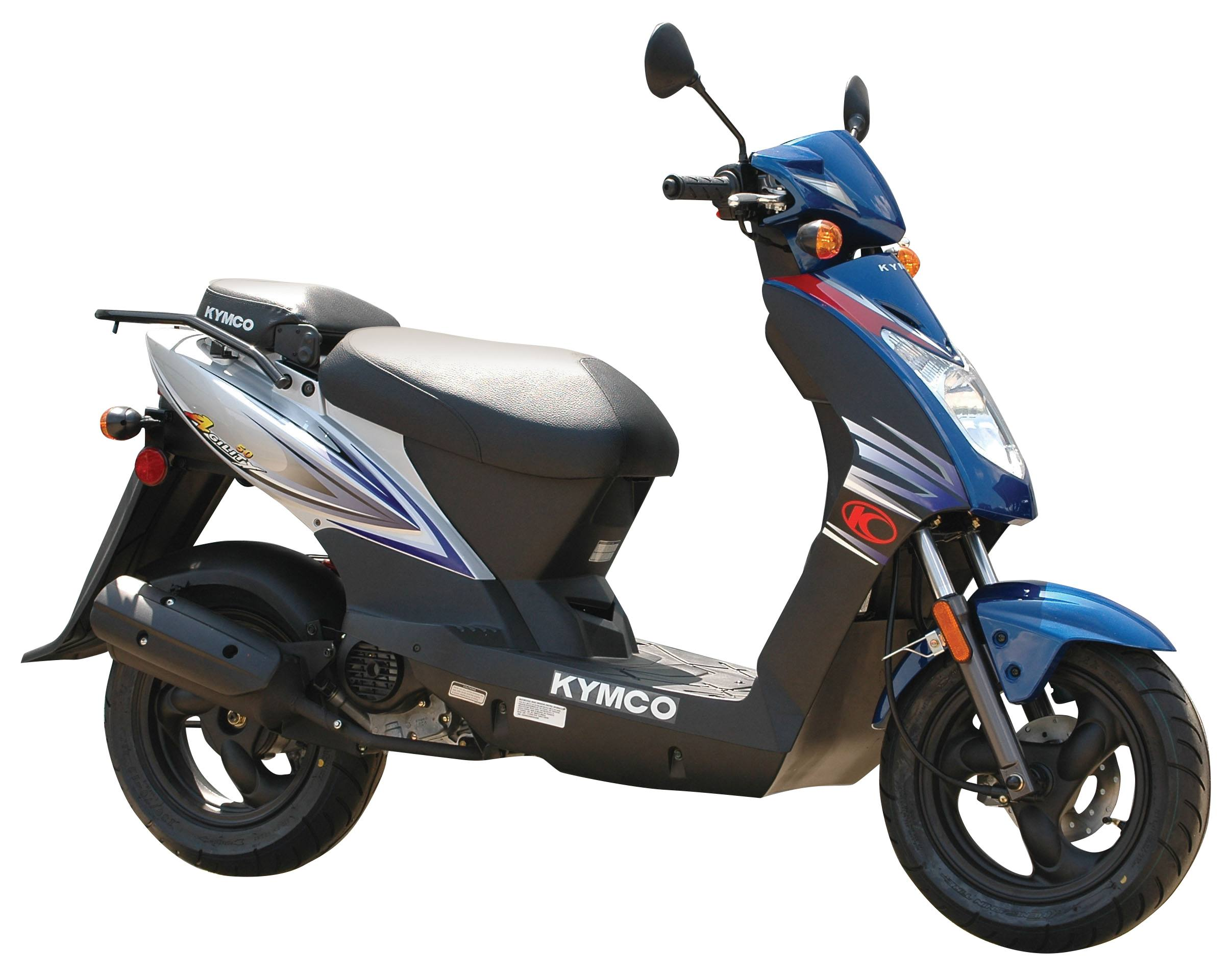 2016 Kymco Agility 50 in Arlington Heights, Illinois
