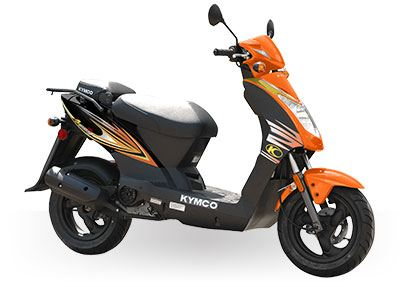 2016 Kymco Agility 50 in Edwardsville, Illinois