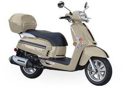 2016 Kymco Like 200i in Arlington Heights, Illinois