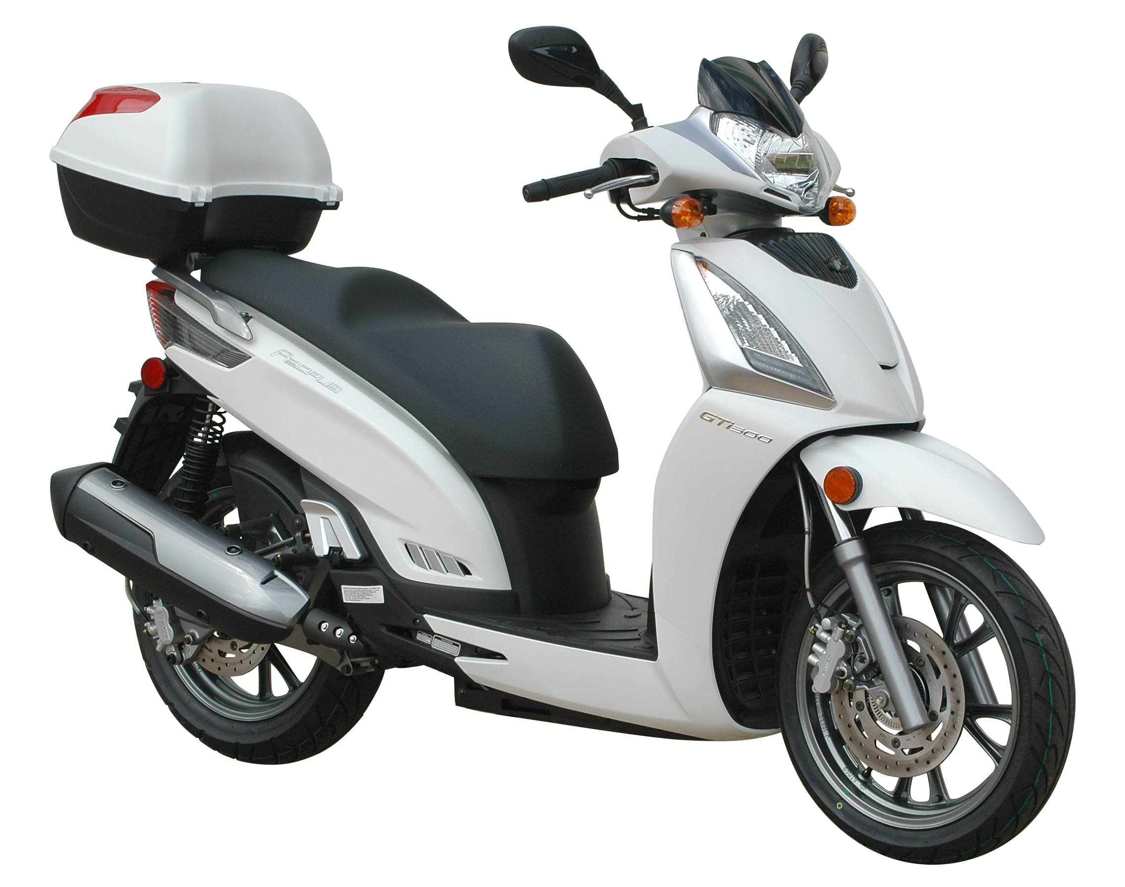 2016 Kymco People GT 300i in Marina Del Rey, California