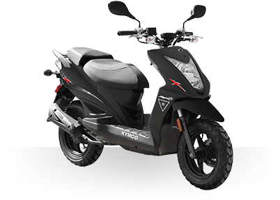 2016 Kymco Super 8 50X in Biloxi, Mississippi