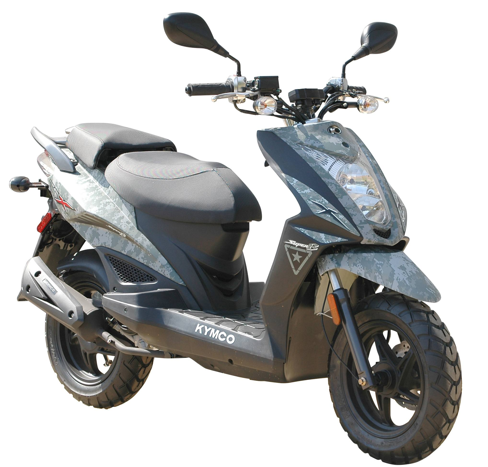2016 Kymco Super 8 50X in Oakland, California