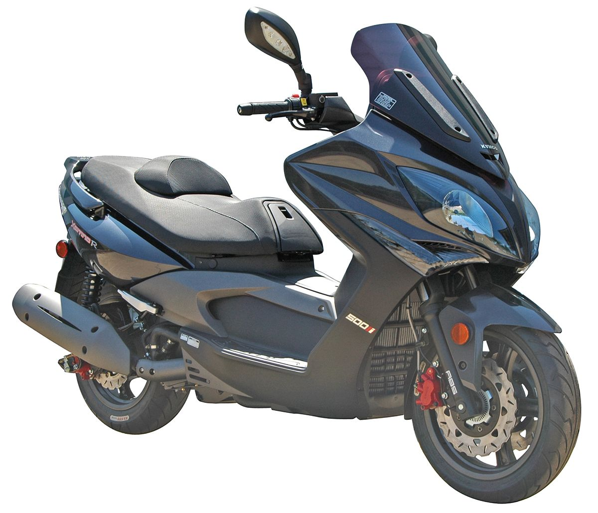 2016 Kymco Xciting 500 Ri ABS in Waynesburg, Pennsylvania