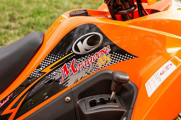2017 Kymco Mongoose 70S in Sturgeon Bay, Wisconsin