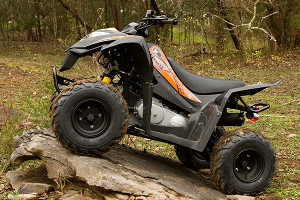 2017 Kymco Mongoose 90S in Traverse City, Michigan