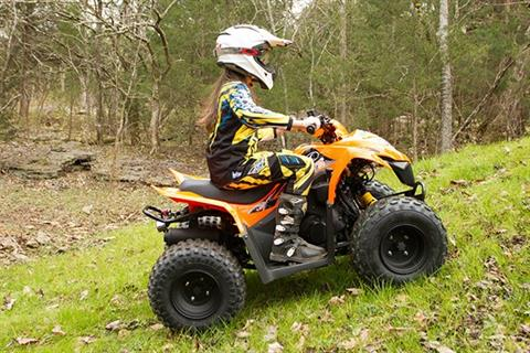 2017 Kymco Mongoose 90S in Harriman, Tennessee