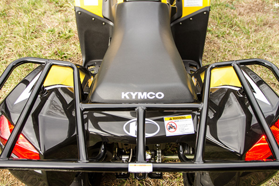 2017 Kymco MXU 150X in Harriman, Tennessee