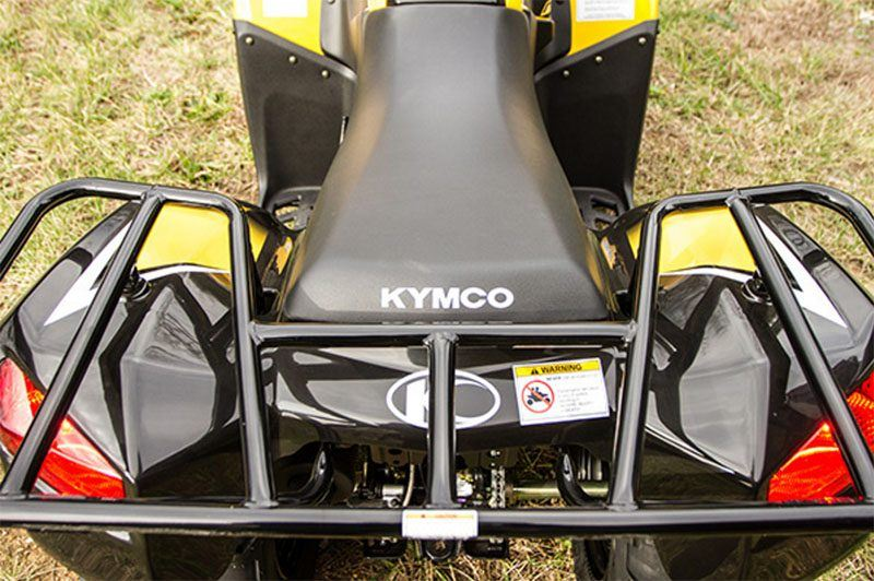 2017 Kymco MXU 150X in Pelham, Alabama - Photo 6