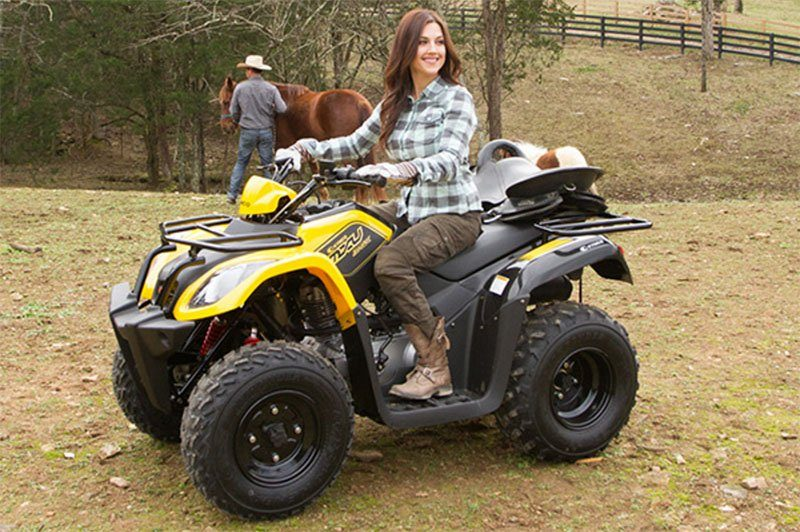 2017 Kymco MXU 150X in Pelham, Alabama - Photo 7