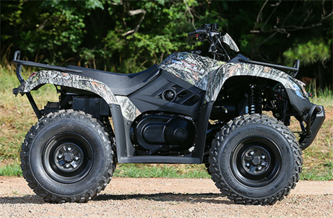 2017 Kymco MXU 450i Camo in Gonzales, Louisiana