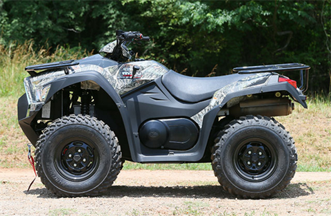 2017 Kymco MXU 700i CAMO in Black River Falls, Wisconsin